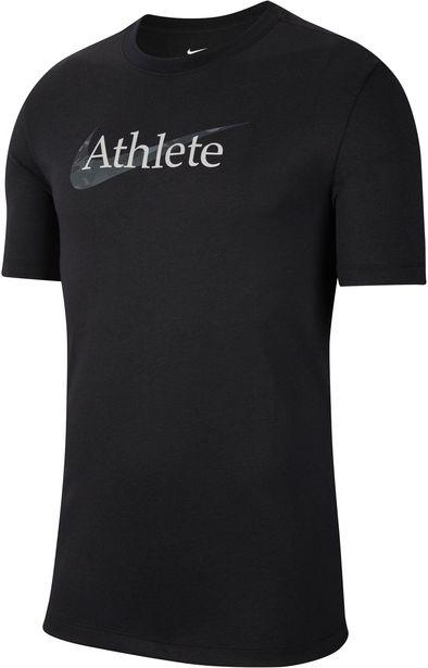 Oferta de Nike · Camiseta Manga Corta Dry Athlete por 19,64€