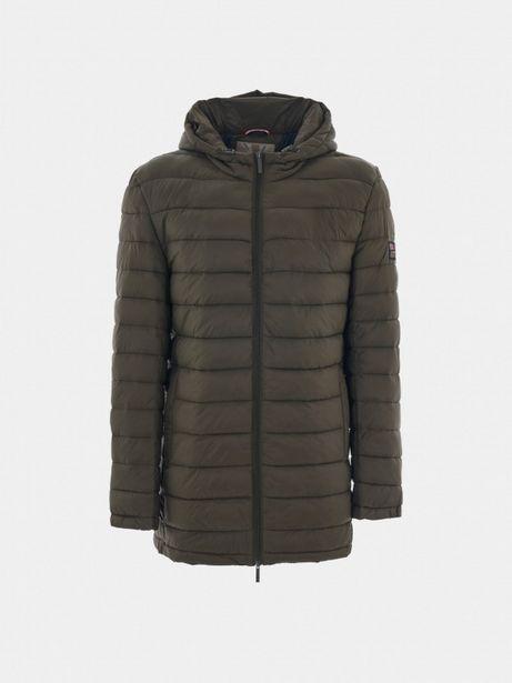 Oferta de Chaqueta acolchada con capucha por 60€