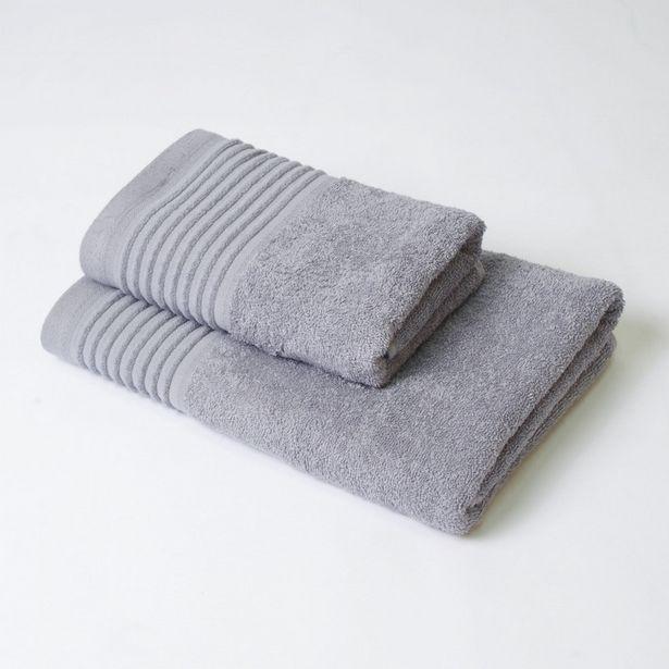 Oferta de Juego de toallas 2p kate... por 14,9€