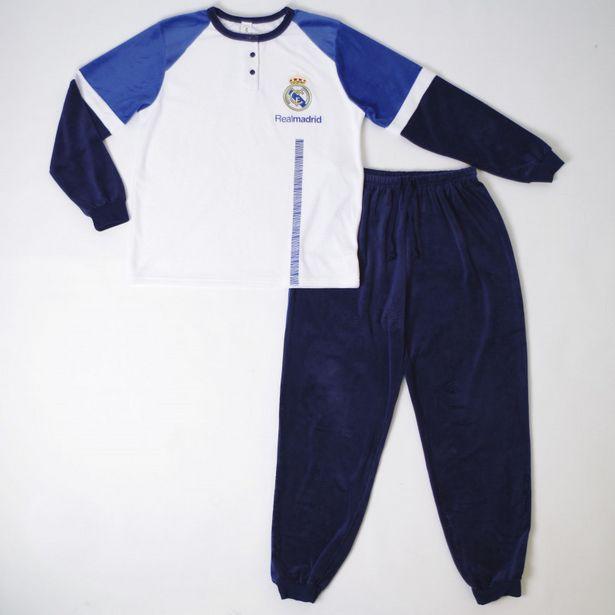 Oferta de Pijama niño real madrid... por 24,95€