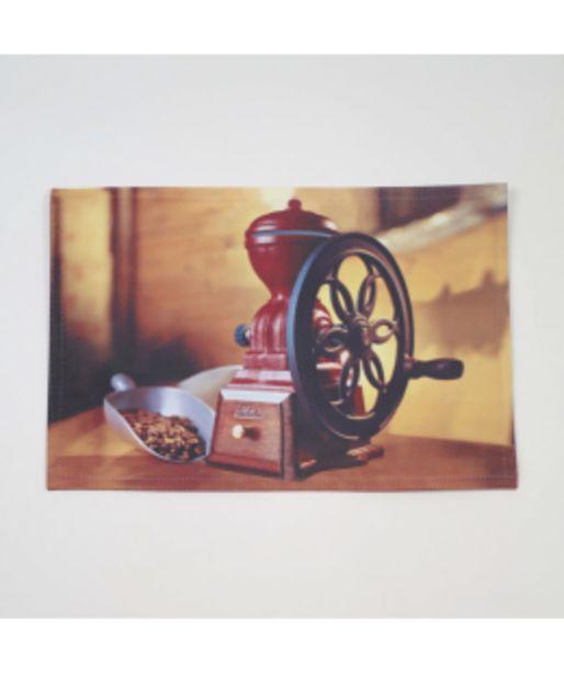 Oferta de Mantel individual foto molinillo por 1,5€