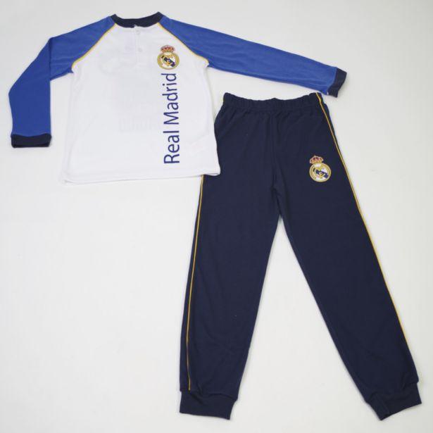 Oferta de Pijama niño real madrid... por 21,95€