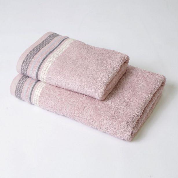 Oferta de Juego de toallas 2p... por 14,9€