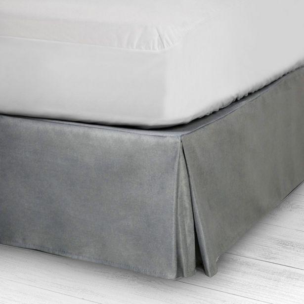 Oferta de Cubre canapé dim gris 45 por 14€