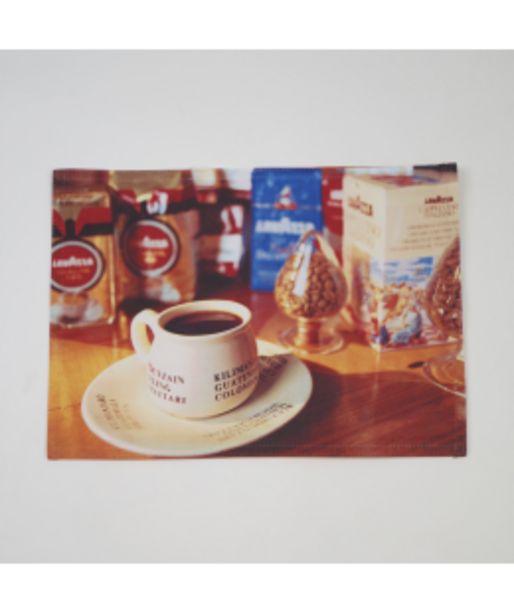 Oferta de Mantel individual foto taza guatemala por 1,5€