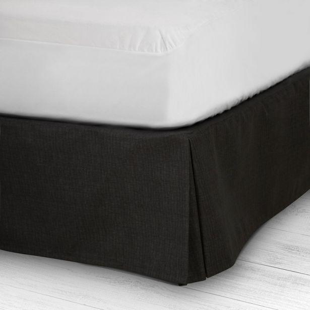 Oferta de Cubre canapé dim gris... por 14€