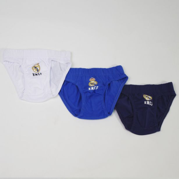 Oferta de Slips niño real madrid 655... por 5,95€