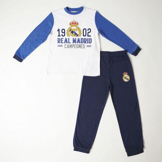 Oferta de Pijama niño real madrid... por 19,95€