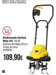 Oferta de Herramientas Garland por 109,9€