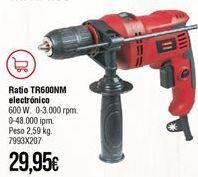 Oferta de Taladro eléctrico por 29,95€