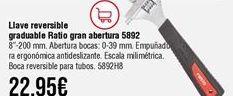 Oferta de Llaves Ratio por 22,95€