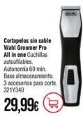 Oferta de Afeitadora por 29,99€