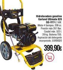 Oferta de Hidrolimpiadora por 399,9€
