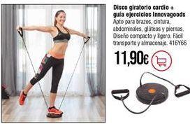 Oferta de Aparatos de fitness por 11,9€