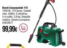 Oferta de Hidrolimpiadora Bosch por 99,99€