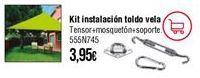 Oferta de Toldos por 3,95€
