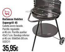 Oferta de Barbacoas por 35,95€