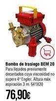 Oferta de Bomba de trasiego por 76,9€