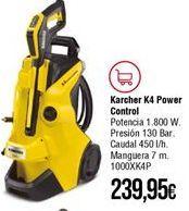Oferta de Hidrolimpiadora Kärcher por 239,95€