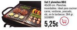 Oferta de Barbacoas por 5,25€
