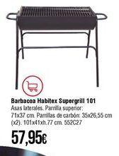 Oferta de Barbacoas por 57,95€