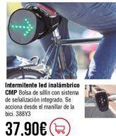 Oferta de Luces led bicicleta por 37,9€