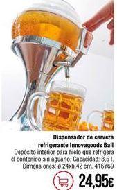 Oferta de Dispensador de bebidas por 24,95€