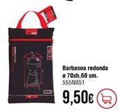 Oferta de Funda para barbacoas por 9,5€