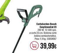 Oferta de Cortasetos por 39,99€