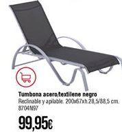 Oferta de Tumbonas por 99,95€