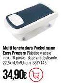 Oferta de Utensilios de cocina por 34,9€
