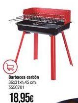 Oferta de Barbacoas por 18,95€