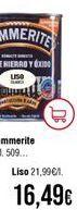 Oferta de Esmaltes hammerite por 16,49€