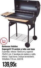 Oferta de Barbacoas por 139,95€