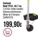 Oferta de Desbrozadora Garland por 199,9€