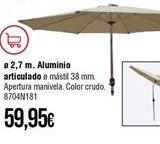 Oferta de Parasol por 59,95€