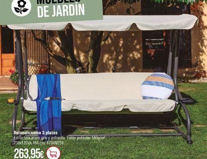 Oferta de Balancín por 263,95€