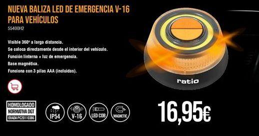 Oferta de Baliza Ratio por 16,95€