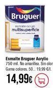 Oferta de Esmaltes Bruguer por 14,99€