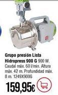 Oferta de Grupo de presión por 159,95€