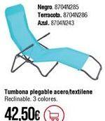 Oferta de Tumbonas por 42,5€
