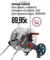 Oferta de Carro portamangueras por 69,95€