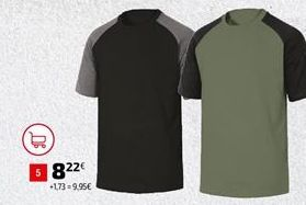 Oferta de Camiseta por 8,22€