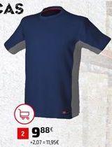 Oferta de Camiseta por 9,88€