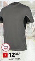 Oferta de Camiseta por 12,36€