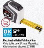 Oferta de Flexómetro por 5,99€