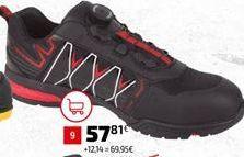 Oferta de Zapatos de seguridad por 57,81€