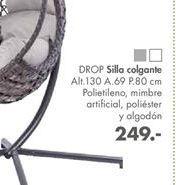 Oferta de Silla plegable DROP por 249€