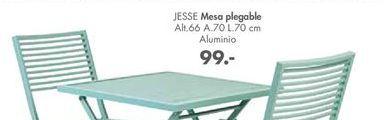 Oferta de Mesa plegable JESSE por 99€