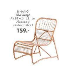 Oferta de Sillas lounge Binang  por 159€